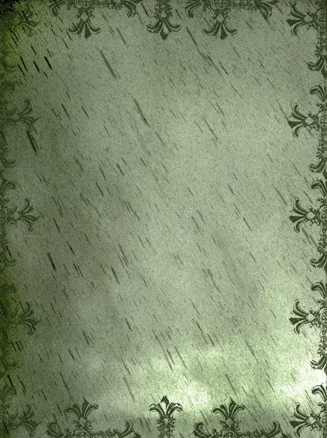 Download Green Gothic Medieval Grunge Stock Illustration - Image: 2198322