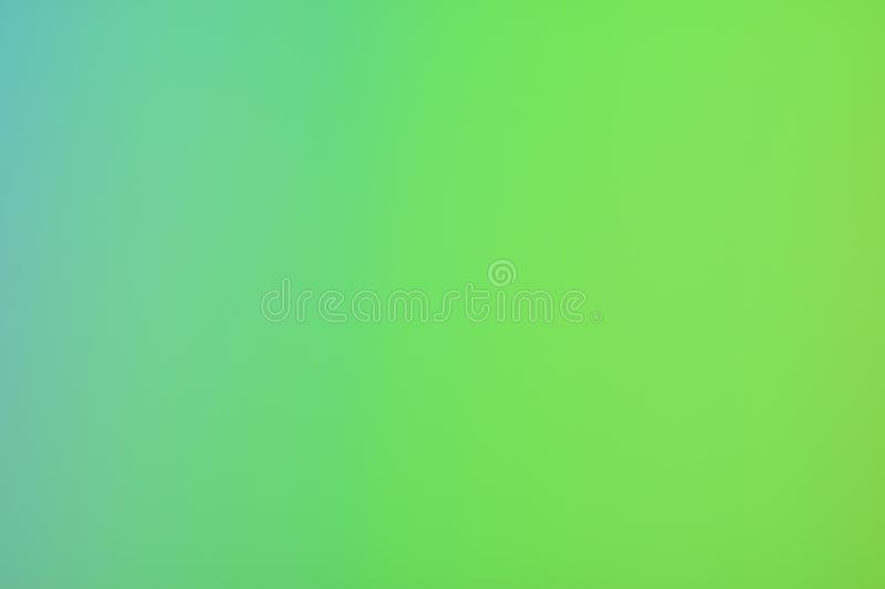 Green Gradation Basic Color. For background royalty free stock images