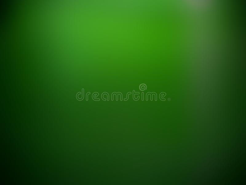 Green gradient st. patrick`s day background stock photography