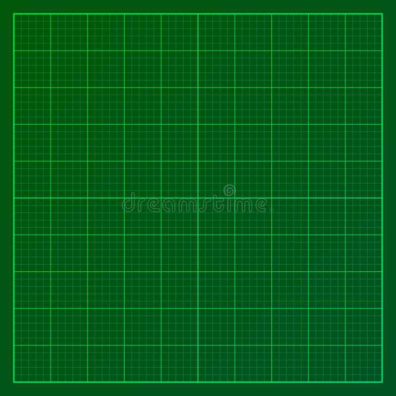 green graph paper stock vector  illustration of industry