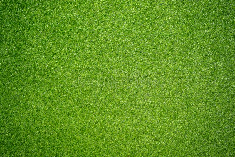 Green grass background. Artificial grass for background or wallpaper.  stock photo