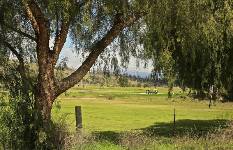 Rustic Canyon Golf Course Moorpark California Stock Photo - Image of ...