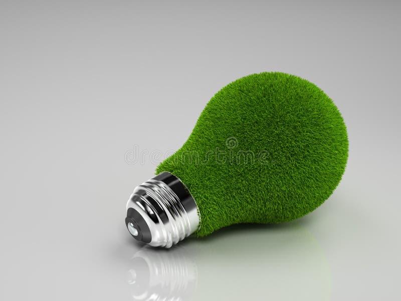 Download Green Grass Light Bulb stock illustration. Image of green - 5339698