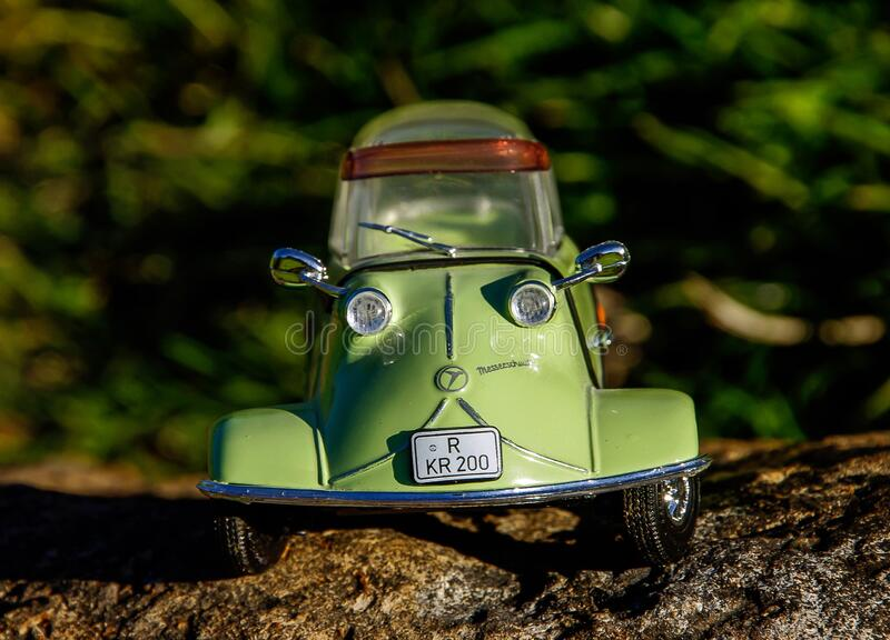 Green And Gray Miniature Car Toy Free Public Domain Cc0 Image