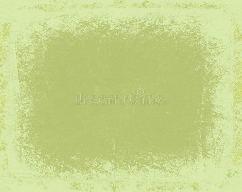 Green Grungy Background Stock Photos