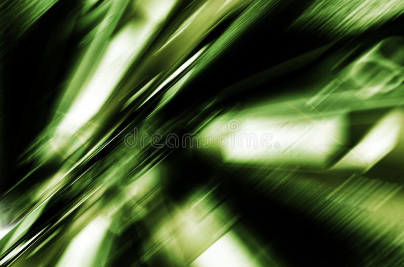 Green high technology Abstract background.  royalty free stock images