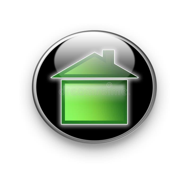 Green House stock illustration