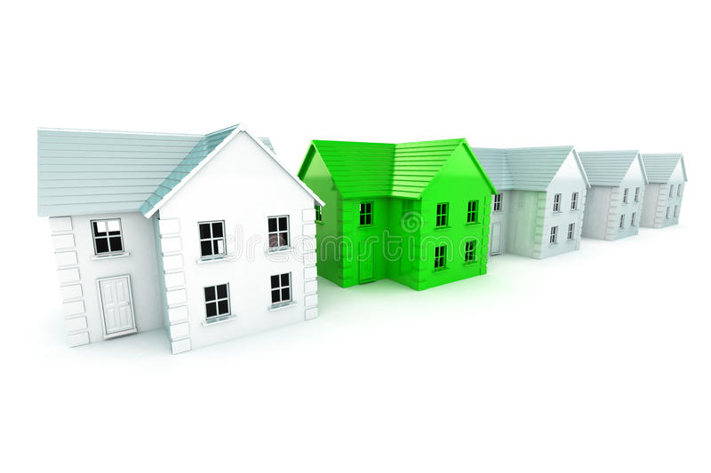Download Green House Royalty Free Stock Photo - Image: 29124205