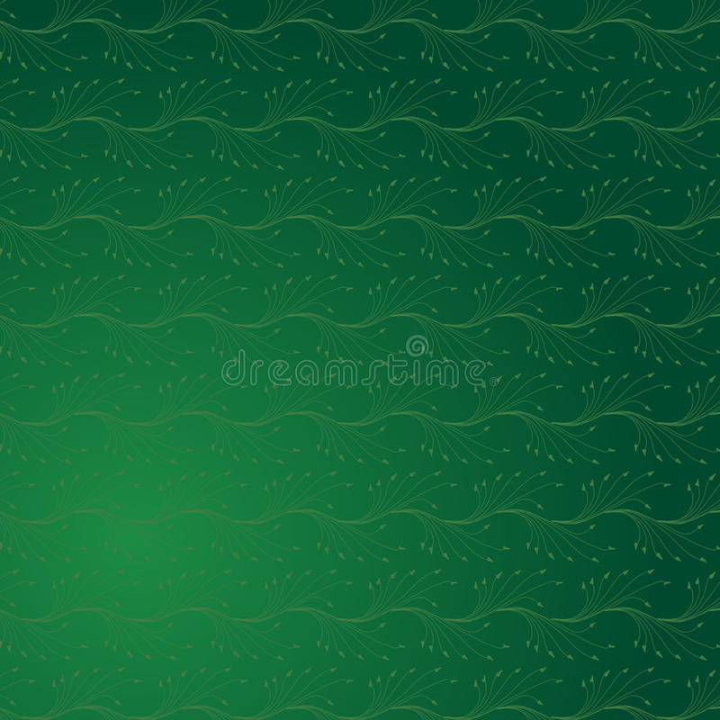 Green Indian Background Stock Image
