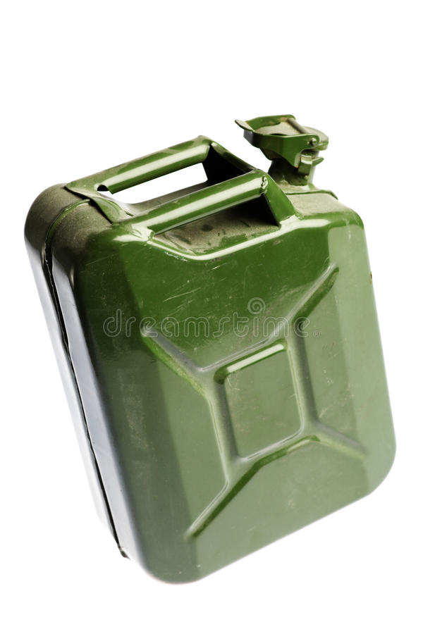 Download Green Jerrycan Royalty Free Stock Photography - Image: 32968357
