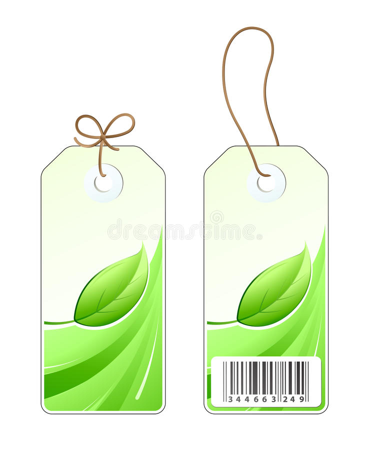 Download Green labels stock vector. Image of graphic, price, gift - 9906399
