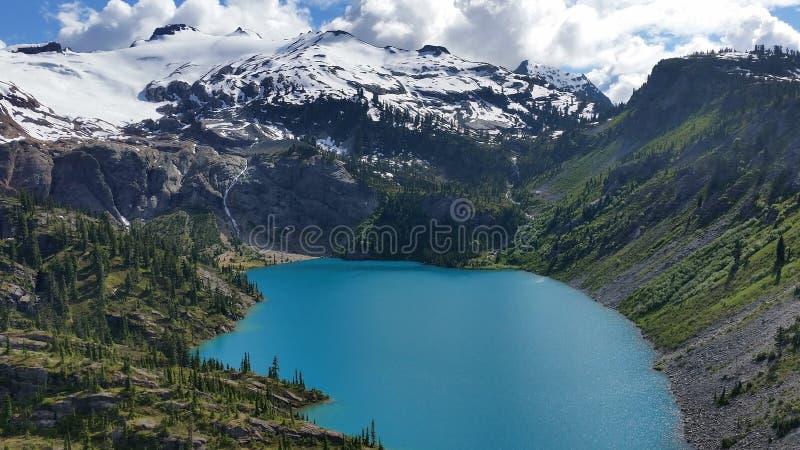 green lake zdjęcia royalty free