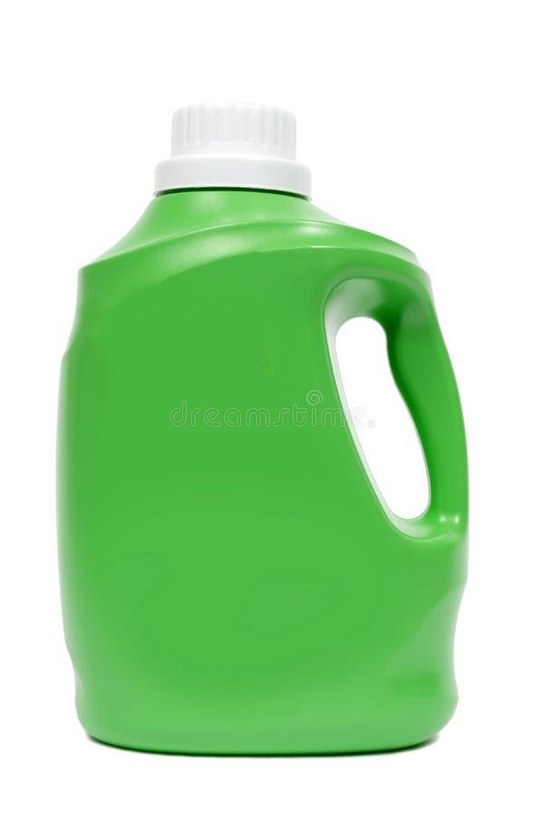 Download Green Laundry Detergent Bottle Stock Image - Image: 33705125