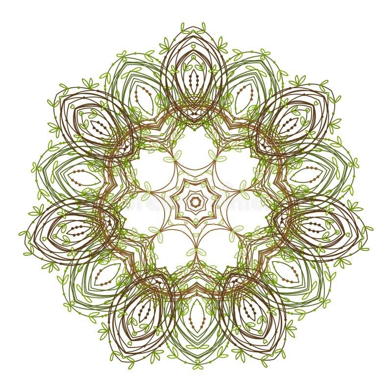 Download Green Leaf Pattern For Your Design Stock Vector - Illustration: 28931952