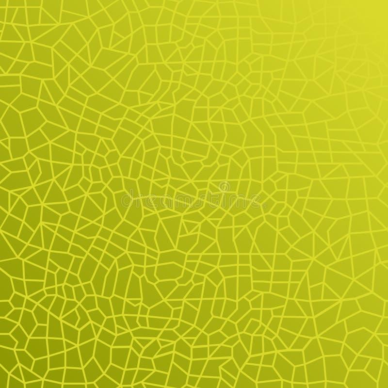 Green leaf texture stock illustration