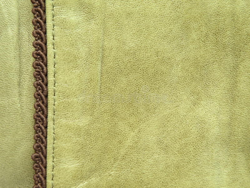 Download Green leather stock image. Image of clothing, leather - 11332353
