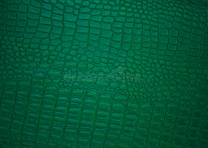 Green Leather Backgrounds, Classic Picture Royalty Free Stock Photography