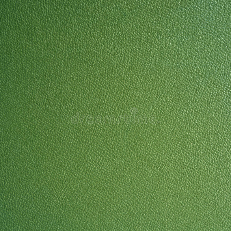 Green leather texture. For designer using stock photography