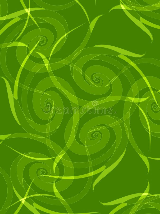 Free Green Leaves Background Stock Image - 2092931
