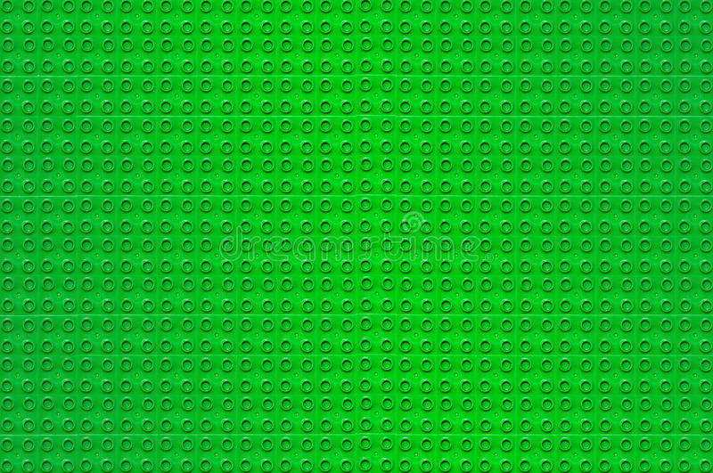 Green Lego Background stock images