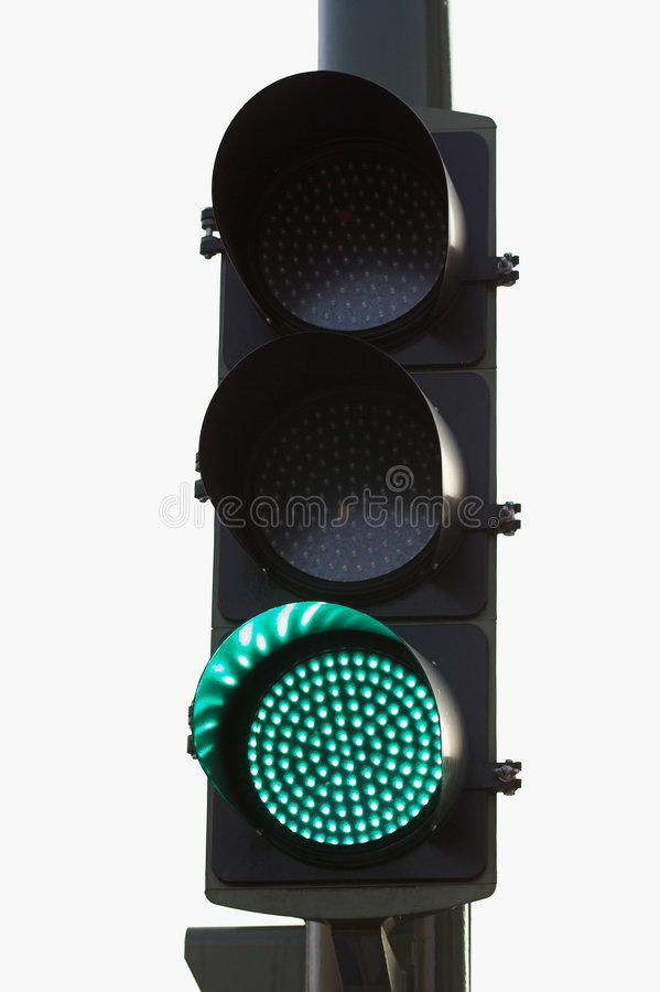 Download Green light stock photo. Image of control, vehicle, town - 2317132