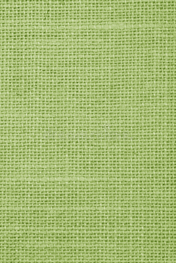 Green Linen Royalty Free Stock Image