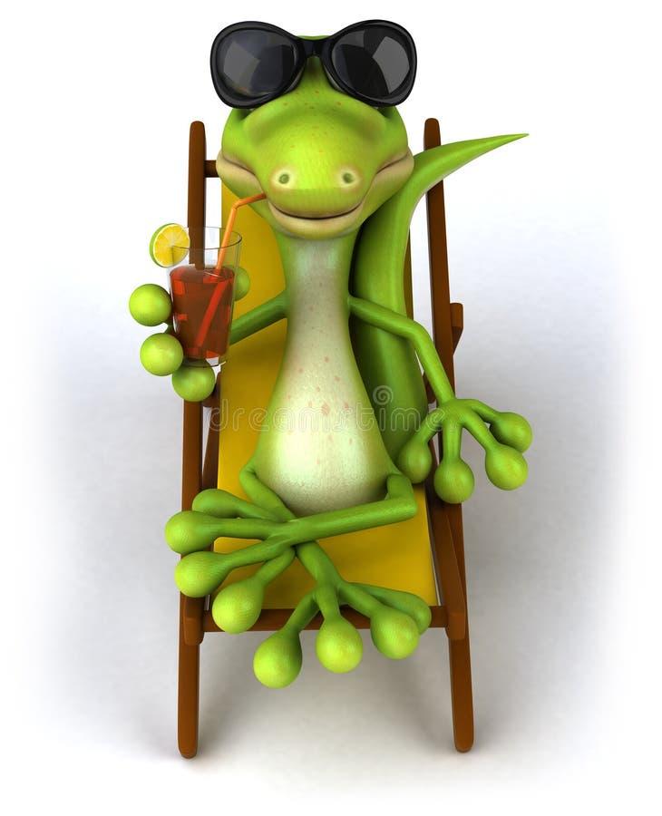 Free Green Lizard Stock Photos - 19148823