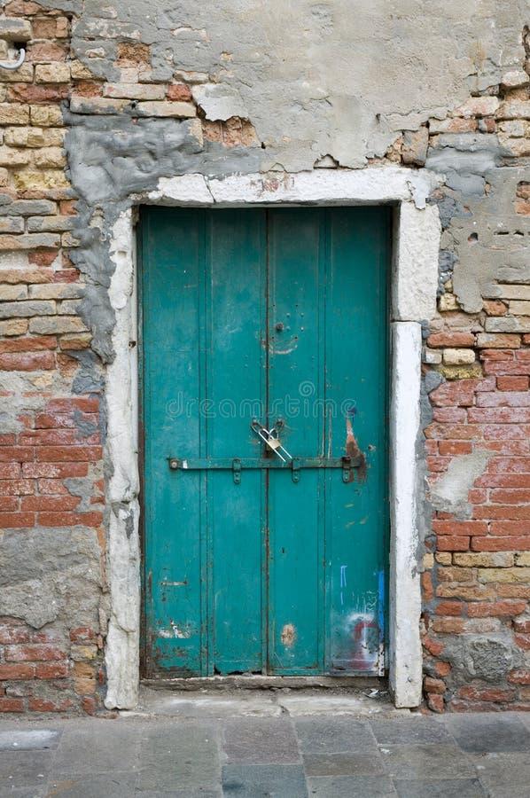 Download Green locked door stock image. Image of doorway craftsmanship - 13280283 & Green locked door stock image. Image of doorway craftsmanship ...