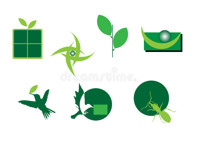 Download Green Logo Royalty Free Stock Images - Image: 11374339