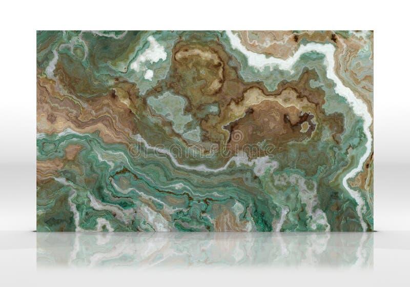 Green marble Tile texture vector illustration