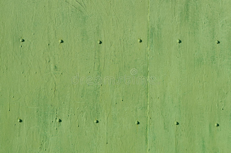 Download Green Metal Background With Bolts Stock Image - Image: 13473527