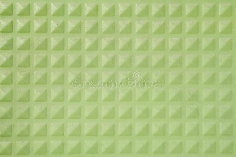 Green metal coating stock image