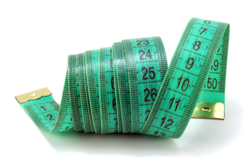 Green meter stock photography