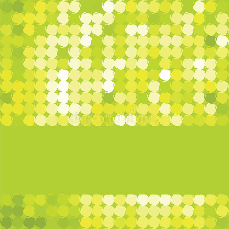 Free Green Mosaic Background Stock Images - 8496104