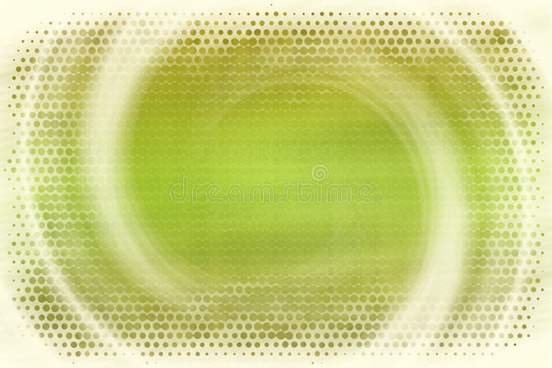 Green motion abstract background royalty free stock photography