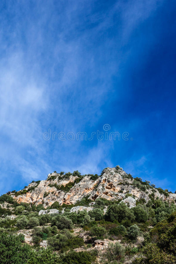 Download Green mountain stock image. Image of outdoors, majestic - 30951935