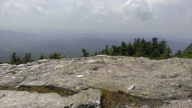 Green Mountain royalty free stock photos