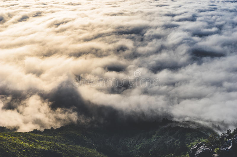 Green Mountain Ranges Under Cloudy Sky Free Public Domain Cc0 Image