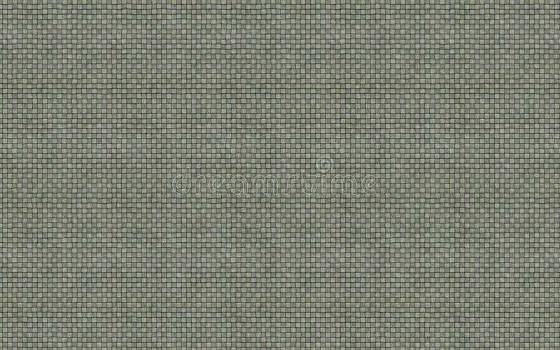 Green natural linen texture for the background 3D illustration royalty free stock images