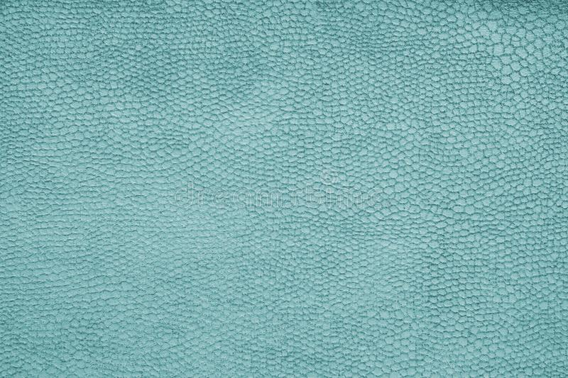 Green old leather textured background, fashion design, wallpaper stock image
