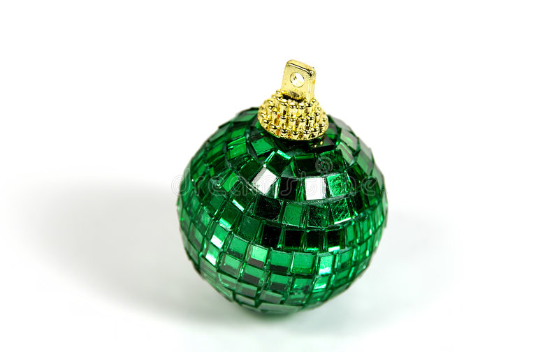 Download Green Ornament stock image. Image of ornament, christmas - 43533