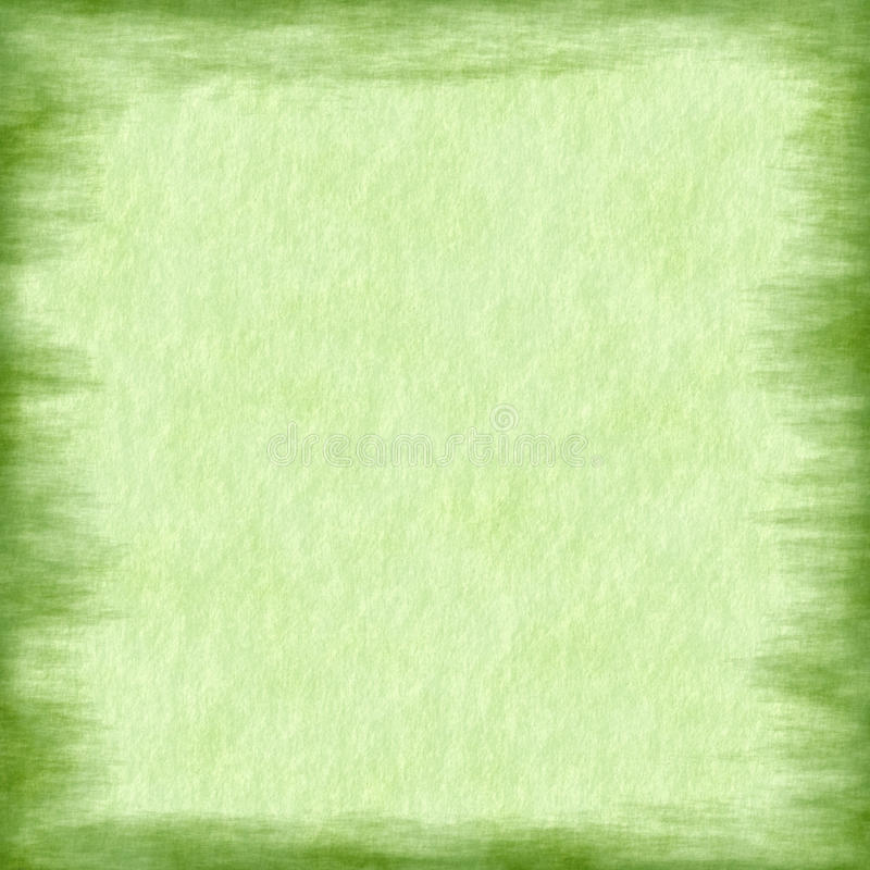 Green Paper Stock Image