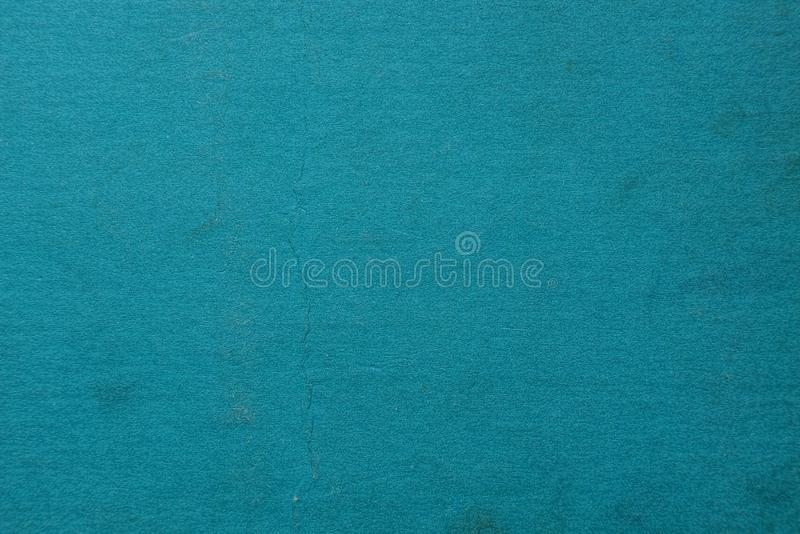 Green paper texture from old cardboard cover royalty free stock image