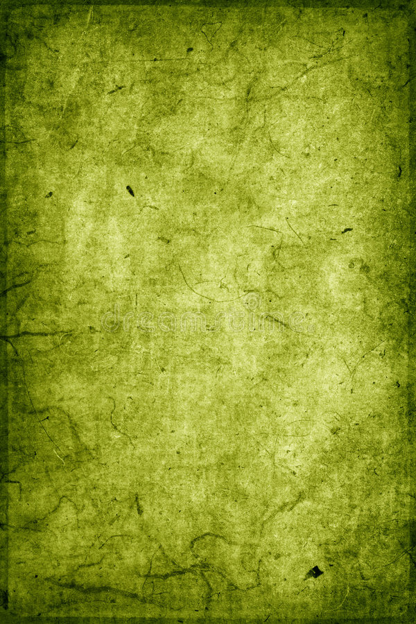 Green paper texture. Grunge green paper texture, close-up vector illustration