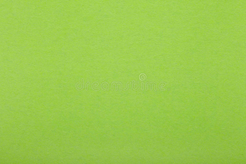 Green paper texture background stock image