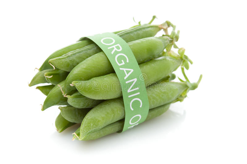 Download Green Pea stock image. Image of ingredient, isolated - 20115623