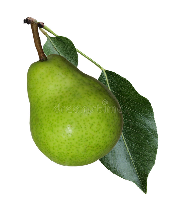 Free Green Pear Stock Photos - 6384293