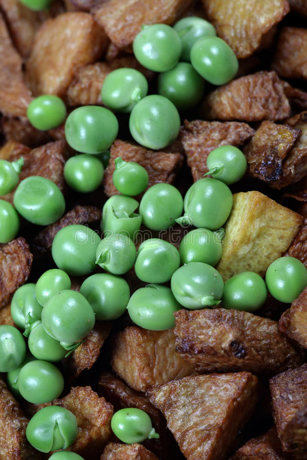 Download Green peas stock image. Image of background, natural - 18014561