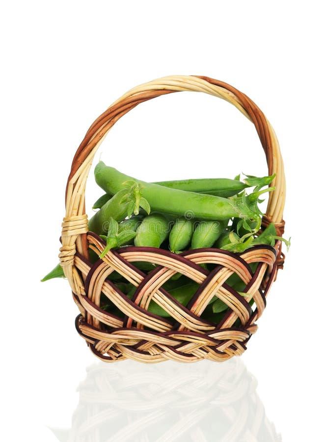Download Green peas stock photo. Image of plant, garden, gourmet - 26841500