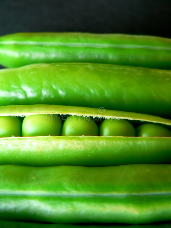 Free Green Peas Royalty Free Stock Images - 943289